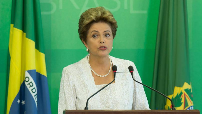 Dilma Rousseff: em reunião com senadores, presidente pediu apoios dos líderes para aprovar a volta da CPMF