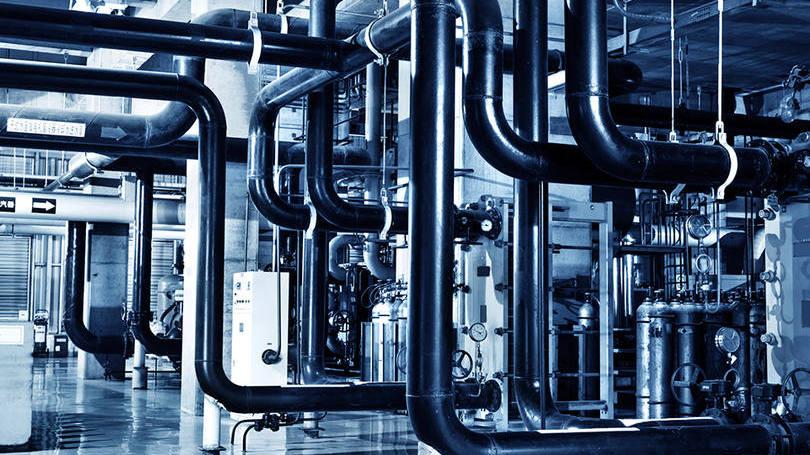 Indústria: no quarto trimestre, o IBC-Br teve queda de 1,87 por cento na comparação com o terceiro