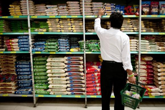 Inflação para famílias com renda mais baixa é de 9,52% em 12 meses