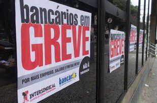 Bancários prometem entrar em greve no próximo dia 6
