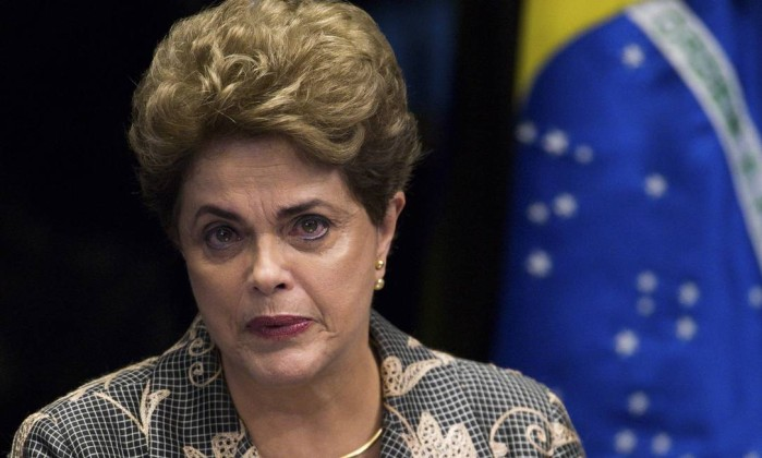 Por 61 votos a 20, Dilma Rousseff perde o mandato de presidente